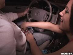 Latina gives road head
