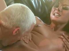 Naked Asian Kaylani Lei fucked