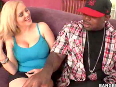 Katie Kox loves huge dick