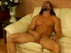 Asian sucks off an Adonis in hot video