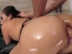 Jordan Ash penetrates busty babe Vicki Chase