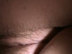 Close up on sleepy cunt