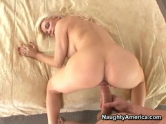 POV sex with a bimbo