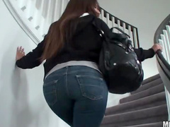Steamy Latina pussy is the best