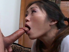 Aggressive anal sex with Asian Kaiya Lynn
