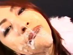 Asian ladies are having gorgeous oral sex