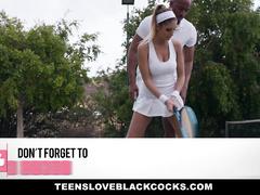 Her Big Black Coach