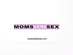 Mom Cums First