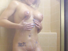Sudsy Sexy Shower