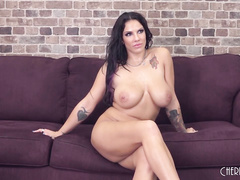 Lylith LaVey Is Busty and Has An Appetite For Sex