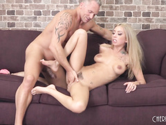 Kat Dior is the Perfect Spinner For a Great Fuck