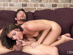 Adria Rae Loves To Be Pounded LIVE
