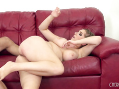 Alex Chance Fucked LIVE