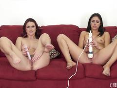 Karlie Montana and Anna Morna LIVE