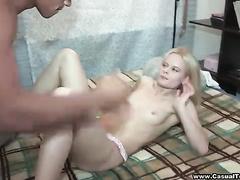 Interracial casual sex