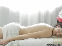 New masseur and a happy ending