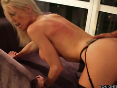 Emma Starr fucked hard with big cock at hotel room