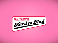 Real Talent is Hard to Find