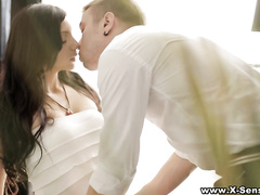 A taste of honeymoon sex