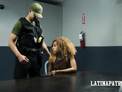 Latina Patrol Kendall Kross