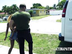 Latina Patrol Kendall Woods