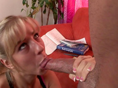 Chastity Lynn fucks in face with Will Powers