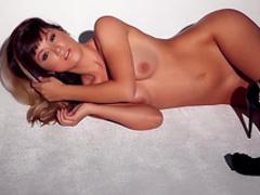Perfect body posing by Kimberly Kisselovich