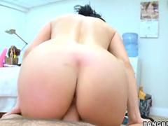 Fantastic fuck slut slammed hard